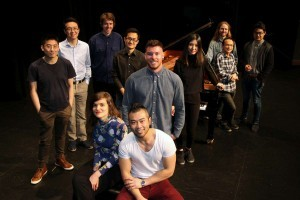 Pianists Arrive in Shepparton